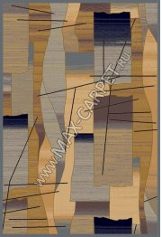 Шерстяной молдавский ковер Abstract Fregat 250-4544