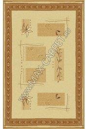 Шерстяной молдавский ковер Abstract Lavanda 234-1149