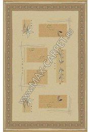 Шерстяной молдавский ковер Abstract Lavanda 234-1210