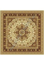 Шерстяной молдавский ковер Classic Isfahan 207-1149 квардат