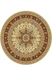 Шерстяной молдавский ковер Classic Isfahan 207-1149 Круг