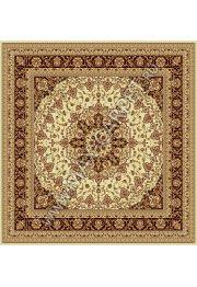 Шерстяной молдавский ковер Classic Isfahan 207-1659 квадрат