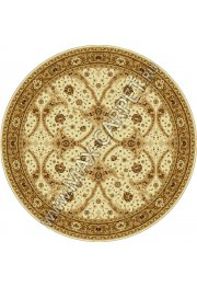 Шерстяной молдавский ковер Classic Bagdad 065-1149 Круг