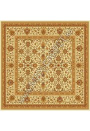 Шерстяной молдавский ковер Classic Arabes 306-1149 квадрат