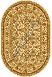 Шерстяной молдавский ковер Classic Arabes 306-1149 Овал