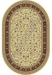 Шерстяной молдавский ковер Classic Nain 305-1659 овал