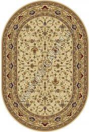 Шерстяной молдавский ковер Classic Edem 249-1126 овал