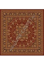 Шерстяной молдавский ковер Classic Isfahan 207-3658 квадрат