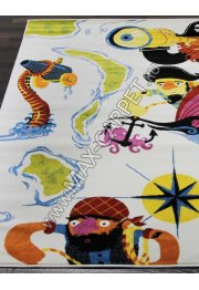 Детский ковер Merinos CRYSTAL_2785_CREAM