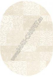Бельгийский ковер из шерсти Metro 80185 121 oval