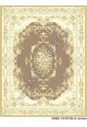 Бельгийский ковер из вискозы Venezia 5082 191872b lt brow
