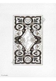 Турецкий ковер из шерсти PIERRE CARDIN SANZELIZE 0884D