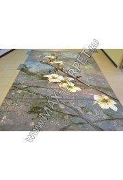 Монгольский шерстяной ковер Hunnu 6A1555 065