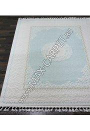 Турецкий ковер Hunkar 7908 blue / blue