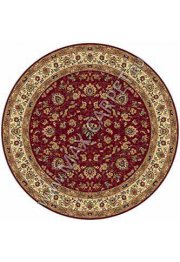 Российский синтетический ковер Izmir 5471 — RED Круг