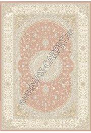 Бельгийский ковер из шелка UNIQUE 0IS060 — OLD PINK P2