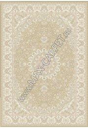 Бельгийский ковер из шелка UNIQUE 0IS061 — D. GREY PSTL P4