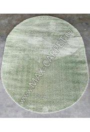 Ковер с длинным ворсом Elite Shaggy 9000 green green oval