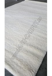 Ковер с длинным ворсом Elite Shaggy 9000 white white