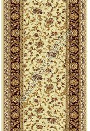 Шерстяная ковровая дорожка Floare-carpet 207 ISFAHAN 61149 ELITE