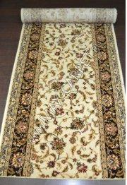 Шерстяная ковровая дорожка Floare-carpet 207 ISFAHAN 61659 ELITE