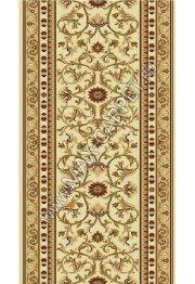 Шерстяная ковровая дорожка Floare-carpet 265 ERMITAGE 61149 ELITE