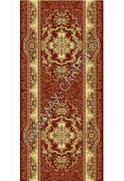 Шерстяная ковровая дорожка Floare-carpet 022 LOUIS 3658 CLASSIC