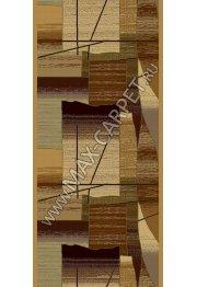 Шерстяная ковровая дорожка Floare-carpet 250 FREGAT 2224 CLASSIC