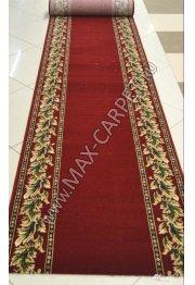 Шерстяная ковровая дорожка Floare-carpet 123 KREMLIOVSKAIA 63317 ELITE