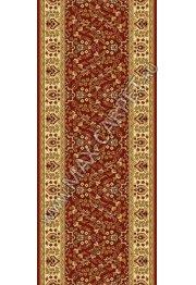 Шерстяная ковровая дорожка Floare-carpet 139 MASHAD 63658 ELITE