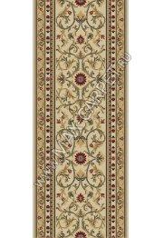Шерстяная ковровая дорожка Floare-carpet 265 ERMITAGE 61126 ELITE