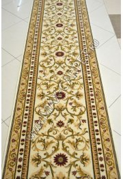 Шерстяная ковровая дорожка Floare-carpet 265 ERMITAGE 61659 ELITE