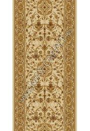 Шерстяная ковровая дорожка Floare-carpet 249 EDEM 61149 ELITE