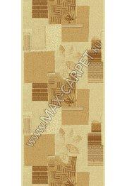 Шерстяная ковровая дорожка Floare-carpet 196 CASHTAN 1149 CLASSIC