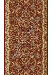 Шерстяная ковровая дорожка Floare-carpet 107 SUMMER 3658 CLASSIC