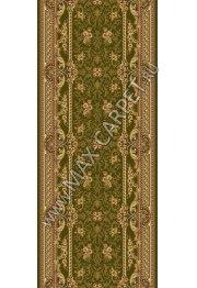 Шерстяная ковровая дорожка Floare-carpet 209 DOFIN 5542 CLASSIC