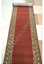 Шерстяная ковровая дорожка Floare-carpet 254 LIRA 63317 ELITE