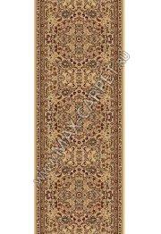Шерстяная ковровая дорожка Floare-carpet 107 SUMMER 2440 CLASSIC