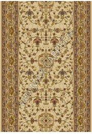 Шерстяная ковровая дорожка Floare-carpet 249 EDEM 61124 ELITE