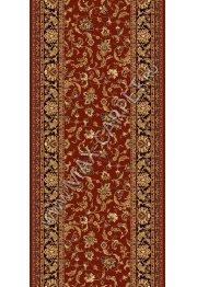 Шерстяная ковровая дорожка Floare-carpet 207 ISFAHAN 63658 ELITE