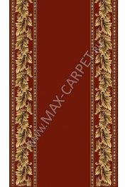 Шерстяная ковровая дорожка Floare-carpet 123 KREMLIOVSCAIA 3658 CLASSIC
