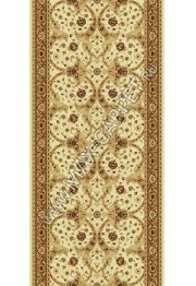 Шерстяная ковровая дорожка Floare-carpet 065 BAGDAD 1149 CLASSIC