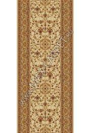 Шерстяная ковровая дорожка Floare-carpet 249 EDEM 61659 ELITE