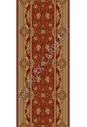 Шерстяная ковровая дорожка Floare-carpet 209 DOFIN 3658 CLASSIC