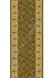 Шерстяная ковровая дорожка Floare-carpet 139 MASHAD 65542 ELITE