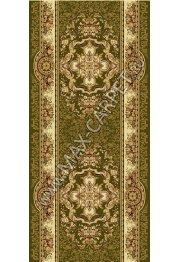 Шерстяная ковровая дорожка Floare-carpet 022 LOUIS 5542 CLASSIC