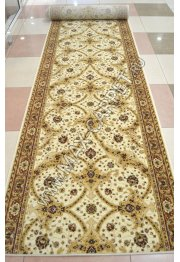 Шерстяная ковровая дорожка Floare-carpet 065 BAGDAD 1659 CLASSIC
