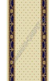 Шерстяная ковровая дорожка Floare-carpet 020 GARLAND 60146 ELITE