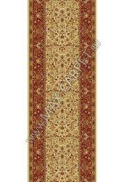 Шерстяная ковровая дорожка Floare-carpet 287 MAGIC 61659 ELITE