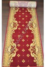 Шерстяная ковровая дорожка Floare-carpet 017 VERSAILLE 63658 ELITE